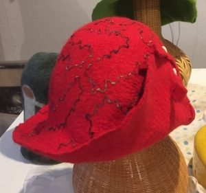 Red hat reshaped 2