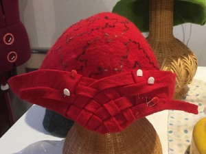 Red hat reshaped 3