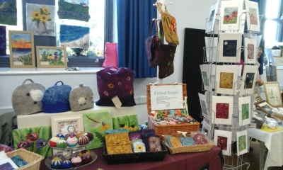CRAFT STALL TWO