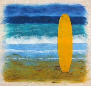 the surfboard pre-felt - small image